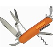 CCN-73234 CLOSEOUT ORANGE MULTI TOOL (1PC) [Frost Cutlery • Limited Run/Closeouts]