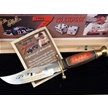 "CCN-9801 INTIMIDATOR ""ROLL A 7"" (1PC) [Frost Cutlery • Collectors' Items • Commemorative Sets]"