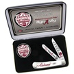 CCN-FI13190 CASE ALABAMA NAT. CHAMPS (1PC) [Frost Cutlery • Pocket Knives]