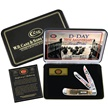 CCN-FL15431 CASE D-DAY 70TH ANNV. TRPR, AMBR [Case • Collectors' Items • Military]