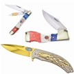 CCN-FL17080 PATRIOT TRIO (3PCS) [Assorted • Pocket Knives]
