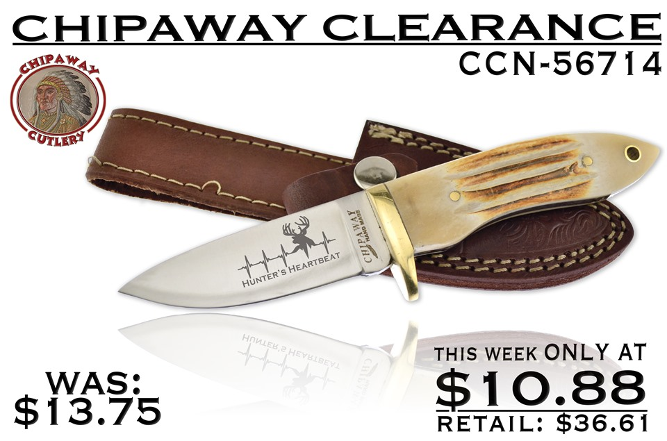 CCN-56714 Chipaway Clearance (1pc) [Chipaway Cutlery]