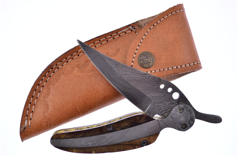 CCN-57625 VALLEY FORGE DMSCS SWEEPER (1PC) [Valley Forge • Pocket Knives]