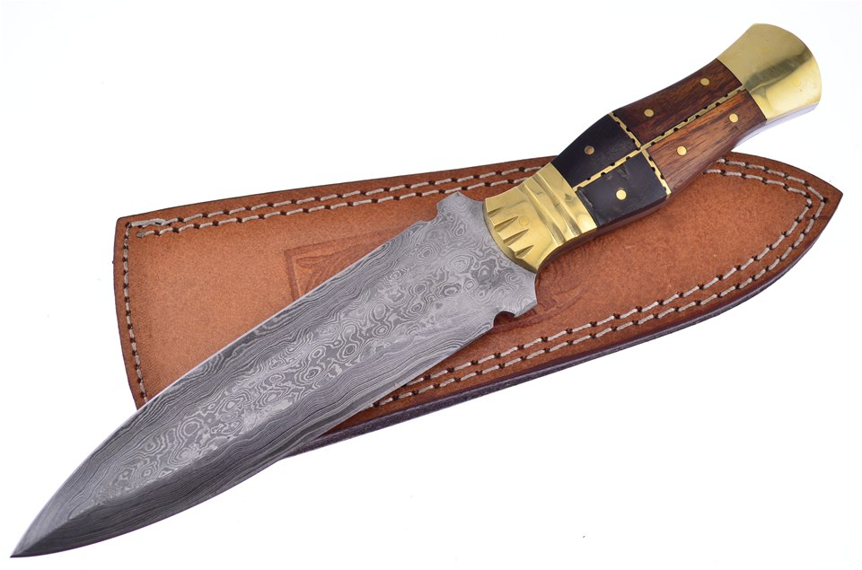 CCN-57631 JOSEPH RODGERS DMSCS DIRK (1PC) [Joseph Rodgers & Sons • Fixed Blades & Hunters • Dagger]