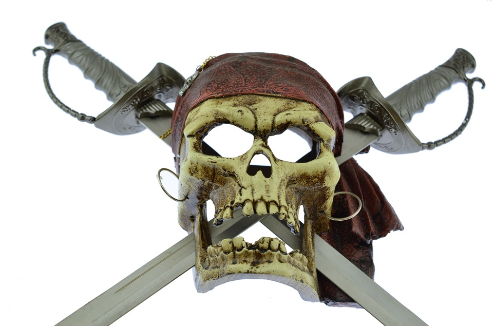 CCN-57634 PIRATES OF THE SEA (2PCS) [Other • Fantasy • Daggers]