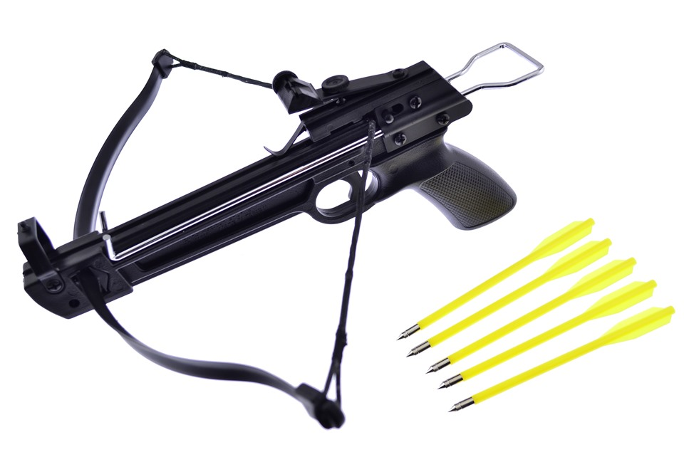 CCN-57671 PISTOL CROSSBOW (1PC) [Other • Gear & Equipment]