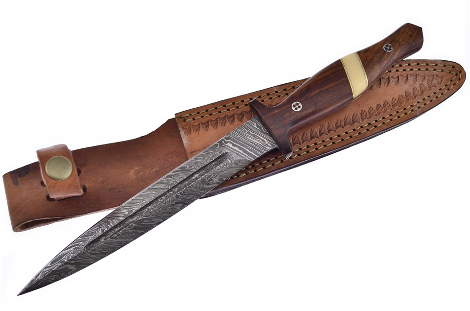 CCN-58560 VALLEY FORGE DMSCS RSWD (1PC) [Valley Forge • Fixed Blades & Hunters]
