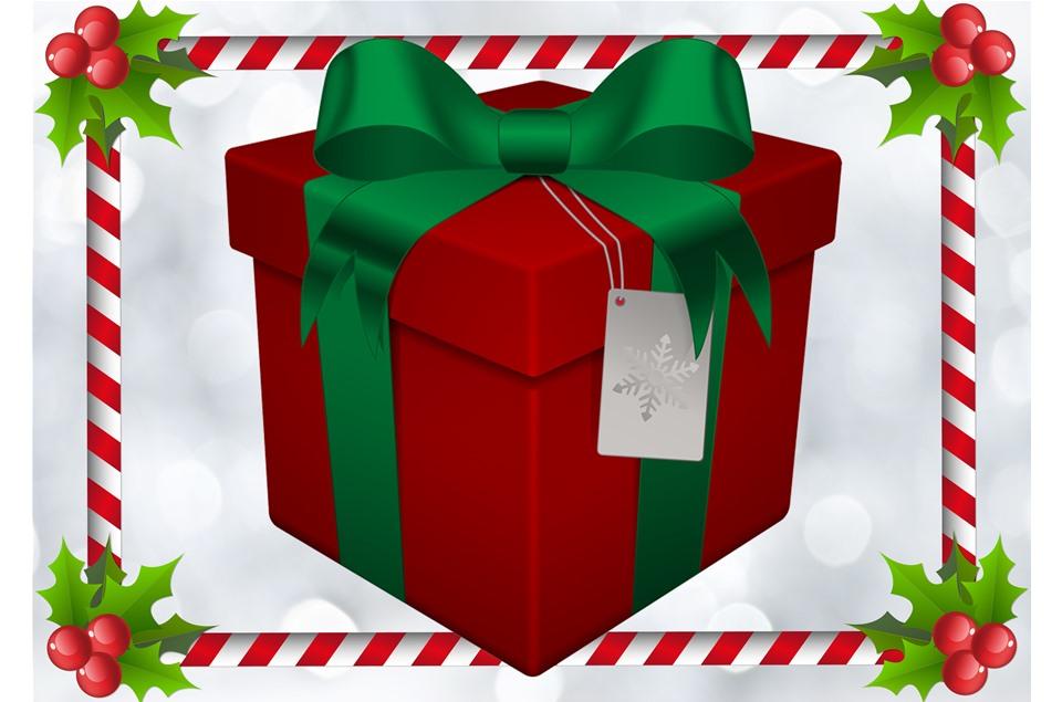 CCN-59024 Jim's Secret Santa Gift  [Assorted • Pocket Knives]