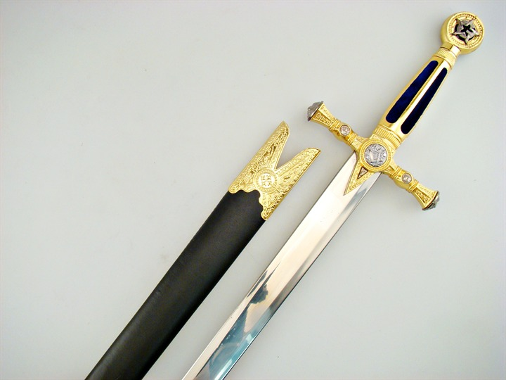 Cutlery Corner Mason Sword By Frost Cutlery